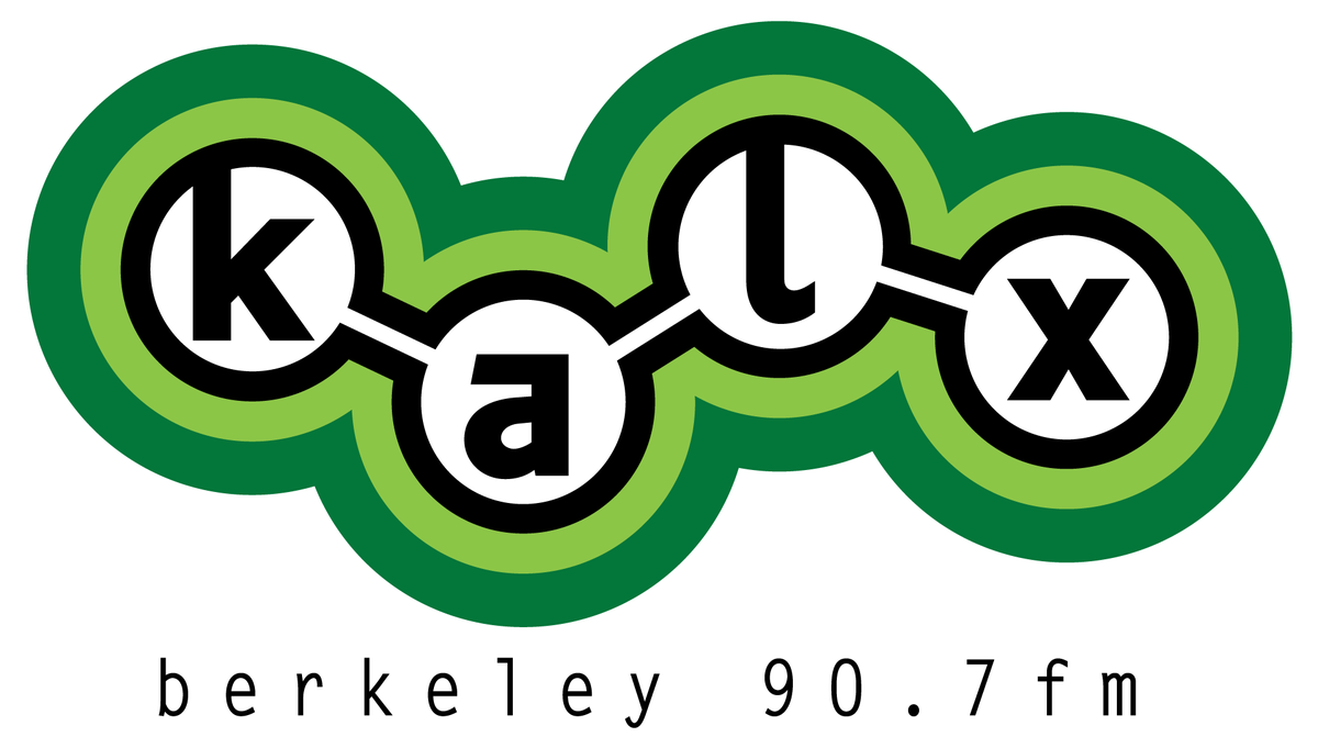 KALX Radio logo